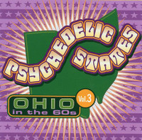 PSYCHEDELIC STATES  - OHIO In The 60's VOL 3-  COMP CD