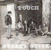 TOUCH  - Street Suite (1968 blues psych) CD