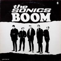 SONICS -Boom (Garage Kings) CD