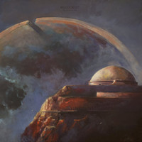 KALEIDOBOLT -THE ZENITH CRACKS  (French psych power trio) LP