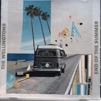 WELLINGTONS  -End of the Summer- (POWERPOP)  CD