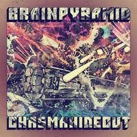 BRAIN PYRAMID  -CHASMA HIDEOUT (stoner psych)  CD