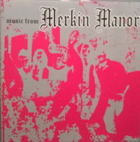MERKIN  - Music From Merkin Manor (rare 72 Utah psych) CD