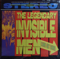 LEGENDARY INVISIBLE MEN   - Come Get Some! (Former Bomboras members) LP