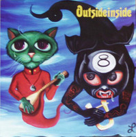 "OUTSIDEINSIDE  -ST  (PSYCH) 10""  LP"