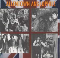 ALLENTOWN ANGLOPHILE  - VA  (rare 60s garage)COMP CD