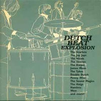 DUTCH BEAT EXPLOSION (60s Beatles style tunes) COMP CD