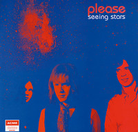 PLEASE- Seeing Stars 68 UK psych- TWEAKED COVER BARGAIN   LP