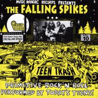 TEEN TRASH VOL.10  - Falling Spikes (60s style garage) CD