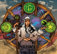 BAD ACID   -REVELATIONS OF THE THIRD EYE (BLUES PILLS STYLE STONER PSYCH)   CD