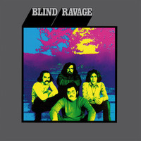 BLIND RAVAGE  - ST  (60s Hard rock blues) CD