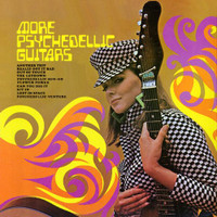 MORE PSYCHEDELIC GUITARS  & PSYCHEDELIC  VISIONS - 2 ON 1  CD (Rare 60s)COMP CD