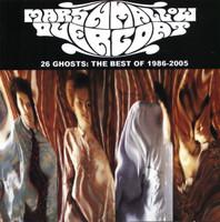 MARSHMALLOW OVERCOAT- 26 Ghosts  PLUS DVD (Garage)  CD