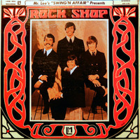 ROCK SHOP- ST  (rare 1969 garage psych rarity) CD