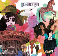 FOGBOUND  -ST (LATE 60s  PSYCH SOUND ) PURPLE VINYL W INSERT  LP