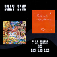 BILLY BOND Y LA PESADA- Volumen 3-4 (heavy psych 1972) CD
