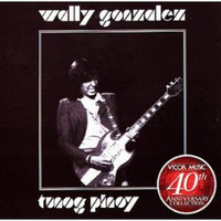GONZALES, WALLY- Tunog Pinoy (heavy acid blues psych) CD