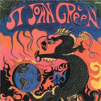 ST JOHN'S GREEN - ST (L.A. 60s psych GREEK pressing ) w liners - CD