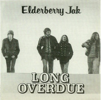 ELDERBERRY JAK  - Long Overdue (1970 Hard Rock/Psych classic ) CD