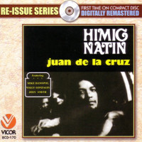 JUAN DE LA CRUZ- HEMIG NATIN(GREAT 70S GARAGE PSYCH from the Philippines) CD