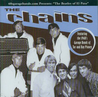 CHAINS  - ST (60s pop The El Paso Beatles!)  CD