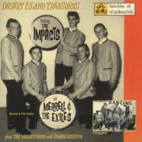 DESERT ISLAND TREASURES w. IMPACTS/MERRELL & THE EXILES   VA (Unreleased 60s tracks)  COMP CD