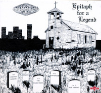 EPITAPH FOR A LEGEND- VA  (Deluxe reissue double media book with 40 page booklet with extensive lineRs) COMP CD