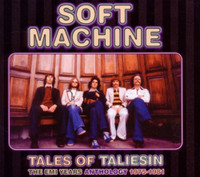 SOFT MACHINE -Tales of Taliesin: The EMI Years Anthology 1975-1981 LAST COPIES!DOUBLE CD