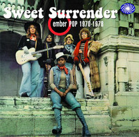 SWEET SURRENDER  - EMBER POP 70-78 (OBSCURE 70S) COMP CD