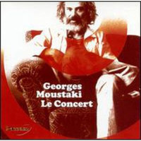 MOUSTAKI,GEORGES   - Le Concert (French 50s/60s outsider) LAST COPIES  CD