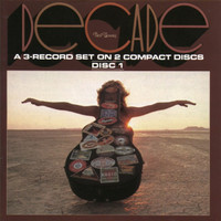 YOUNG, NEIL  - DECADE -DOUBLE CD