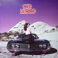 OLD BLOOD   -ST(RED/BLACK)California-based doom-psych-  LP