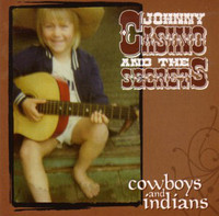 CASINO, JOHNNY'S EASY ACTION  -COWBOYS AND INDIANS (Aussie rock and roll)EP  CD