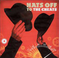 CHEATS  -HATS OFF TO THE CHEATS (GARAGE)  CD