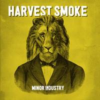 HARVEST SMOKE  - MINOR INDUSTRY( Cowpunk-power-pop)  CD