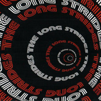 LONG STRIDES  -ST (Aussie psych-leaning fuzzed out garage )  CD