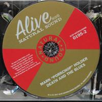 MARK 'PORKCHOP' HOLDER  -Death and the Blues  (Black Diamond Heavies) DIGIPACK CD