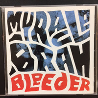 MYRACLE BRAH  -BLEEDER  ( U.S. POWERPOP)   CD