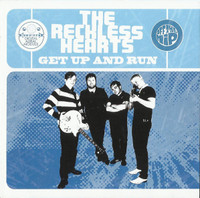 RECKLESS HEARTS  -GET UP AND RUN (Milwaukee powerpop) CD