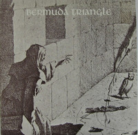 BERMUDA TRIANGLE  - ST (70s folk psych) LP