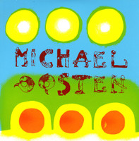 OOSTEN, MICHAEL -St (70s hippie psych) HAND SCREENED COVER w 3 bonus tracks.-  LP