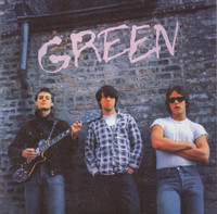 GREEN   -ST The ultimate reissue of this vaunted power pop classic  LP