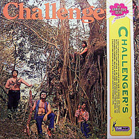 CHALLENGERS  - ST (1969 Puerto Rican garage psych)S KOREAN IMPORT GATEFOLD COVER- LAST COPIES!  LP