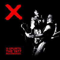 X SPURTS   -THE 1977 RECORDINGS (Aussie punk)  LP