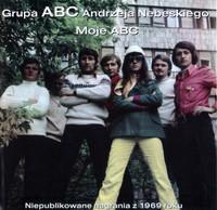 GRUPA ABC ANDRZEJA NEBESKIEGO  -MOJA ABC(60s Polish psych pop legends)CD