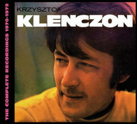 KLENCZON,KRZYSZTOF  -COMPLETE RECORDINGS 1970-1972(Polish heavy rock- 2CD+DVD