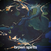 BROWN SPIRITS   -ST  (Hammond-driven Kraut-laden trippy psych jams)  CD