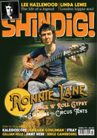 SHINDIG!  -#73  RONNIE LANE   BOOKS & MAGS