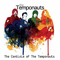 TEMPONAUTS   - THE CANTICLE OF THE TEMPONAUTS (ower pop/psych)-  CD