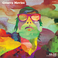 GROOVY MOVIES  - ST (60s psych-pop style)LP
